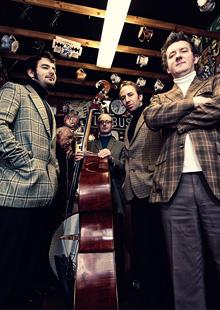 Stramash - The Banjo Lounge 4