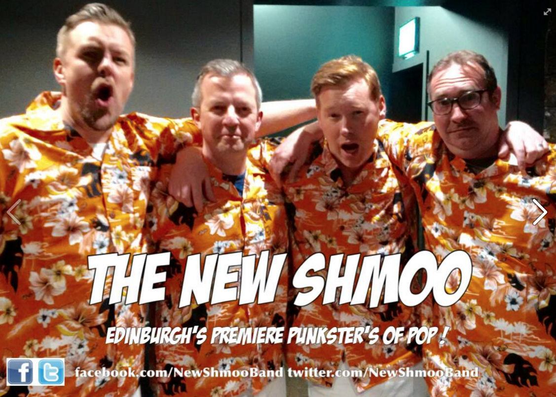 THE NEW SCHMOO, CAMEO, LYNDSAY SHIELDS, VAN TASTIK (tbc)