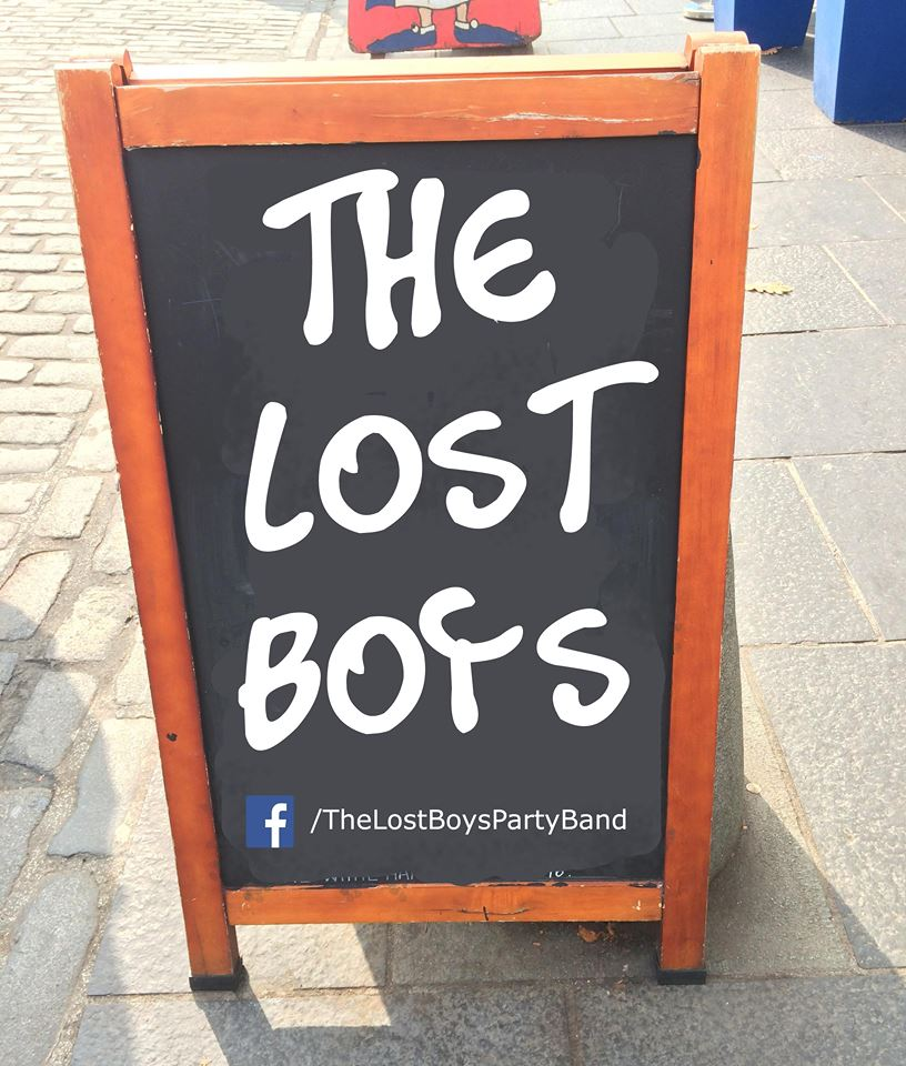 THE LOST BOYS, THE DIRTY JEWELS