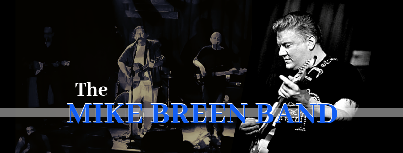 MIKE BREEN BAND, CARBON COPY