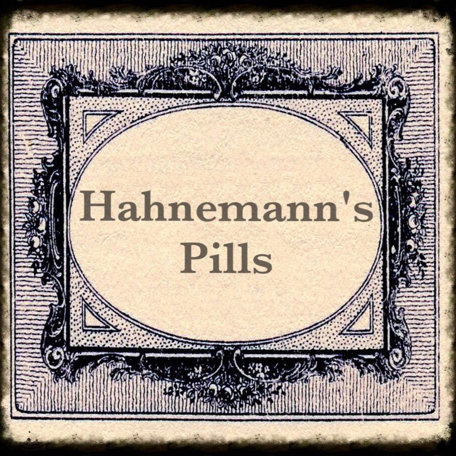 HAHNEMANN'S PILLS, SPLENDID GENTLEMEN